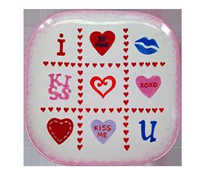 Cypress Valentine's Tic Tac Toe