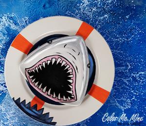 Cypress Shark Attack!