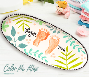 Cypress Tropical Baby Tray