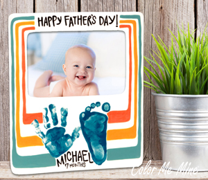 Cypress Father's Day Frame